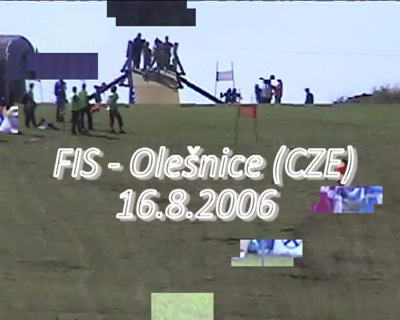 2006-08-16 - FIS - Olesnice - SG