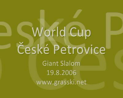 2006-08-19 - WC - Ceske Petrovice - GS